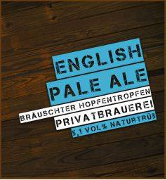 English Pale Ale Homepage
